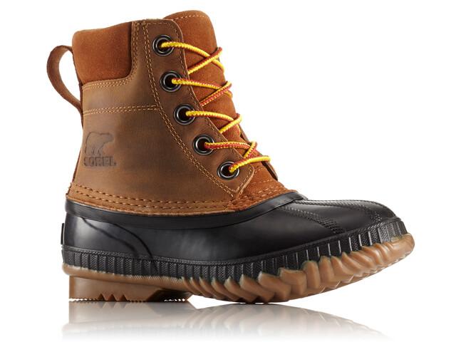 Sorel Cheyanne Boots Youth Elk/Black